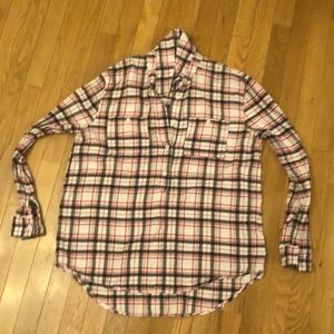 Flannel - buttons midway